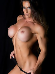 IFBB Pro Figure from Spain Sheila Rock